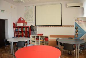 """Открит е нов кабинет по немски език в ГПЧЕ """"Йоан Екзарх"""", Варна"""
